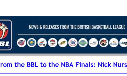 British Basketball League: From the BBL to the NBA Finals: Nick Nurse