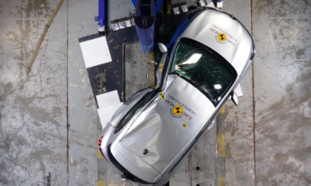 Clean sweep of five-star cars means drivers have never been safer