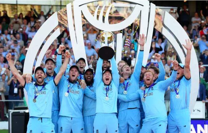 England Men's historic World Cup victory inspires the nation