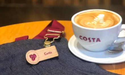 Costa Coffee offers Love Island Curtis the chance to re-couple with them