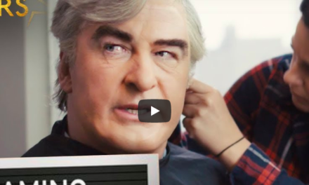 Alec Baldwin transforms into John DeLorean / FRAMING JOHN DELOREAN Out Now