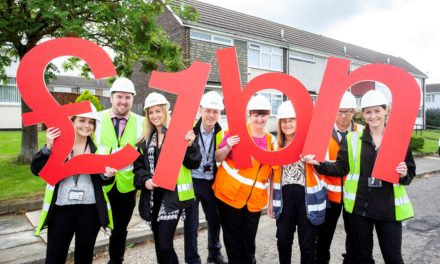 £800,000 investment project to transform homes on Thornaby estate