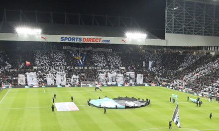 Final whistle approaches on Newcastle United raffle in aid of autistic children
