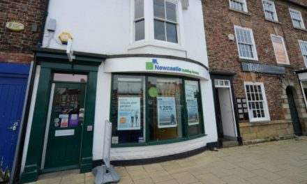 Newcastle Building Society Investing In New Stokesley Branch