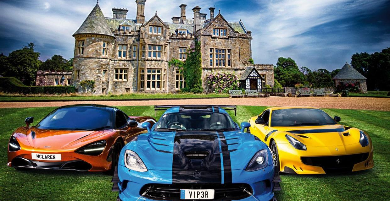 SUPER ELECTRIC VEHICLE LINE-UP ANNOUNCED FOR BEAULIEU SUPERCAR WEEKEND