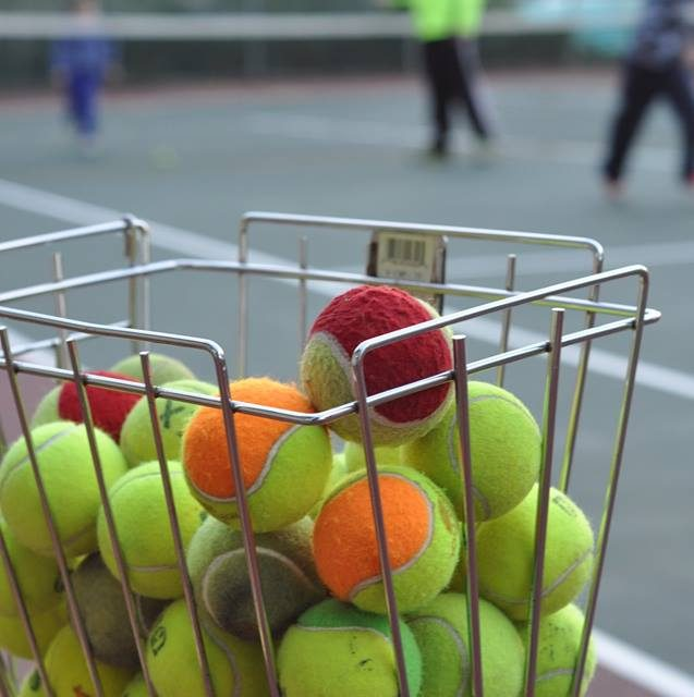 Free tennis for a year served up in Consett