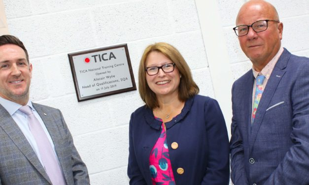 National centre for thermal insulation apprenticeships completes major facilities development