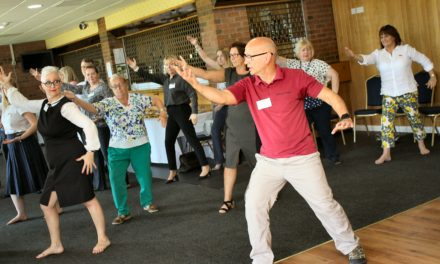 Workers urged to channel their inner zen to improve wellbeing