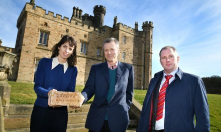 HISTORIC LAMBTON BRICK LAID WITHIN FIRST PHASE OF NEW HOMES