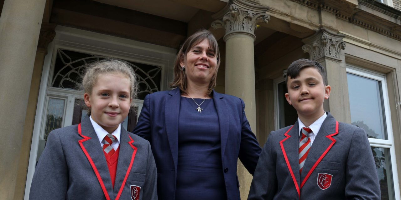£1m investment and a new name for college now led by Emmanuel Schools Foundation