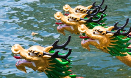 NORTH EAST FIRED UP FOR DRAGON BOAT RACE…