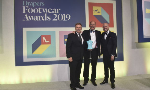 National Accolade for shoe Retailer