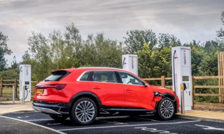 AUDI E-TRON PLUGS IN AS IONITY BRANCHES OUT INTO THE UK HOME OF VORSPRUNG DURCH TECHNIK