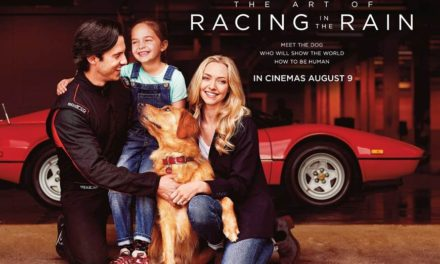 Launch Poster Released for THE ART OF RACING IN THE RAIN starring Amanda Seyfried & Milo Ventimiglia