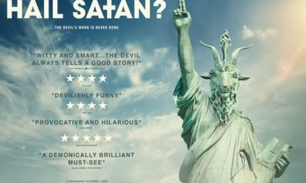 Now more than ever, it's time to HAIL SATAN