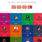 A real time look at the world's top football earners