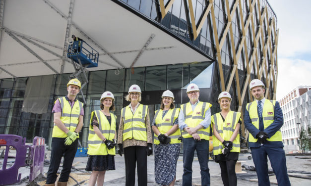 Ministerial visit reinforces Newcastle's status as Smart City of the Year