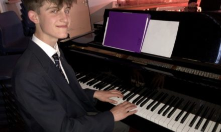 Gifted Ripon Grammar student wins top music college place