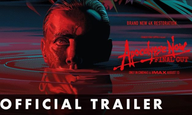 RELEASE DATE CHANGE 4K Ultra HD & Blu-ray Edition | APOCALYPSE NOW FINAL CUT | Now 16 September