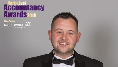 NICK WINS REGIONAL ACCOUNTANT OF THE YEAR AWARD