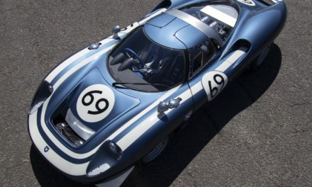 ECURIE ECOSSE LM69 – CREATING A MODERN RACING THOROUGHBRED