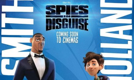 SPIES IN DISGUISE NEW TRAILER AND POSTER