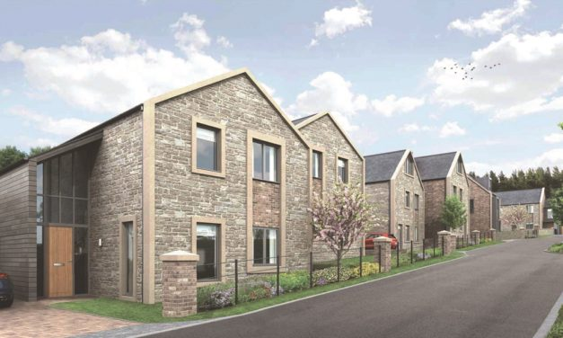 New, luxury housing development in heart of Tyne Valley