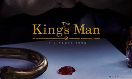 THE KING'S MAN POSTER RELEASE
