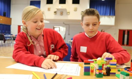Primary students get to grips with maths challenges