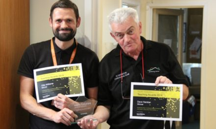 Unsung heroes scoop top honours at County Teaching Awards