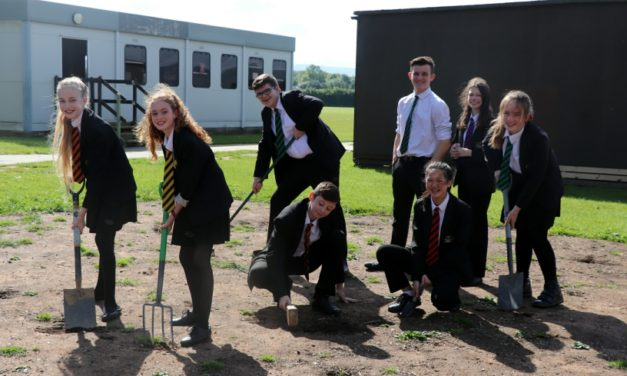 Stokesley students reveal plans to create an oasis of calm