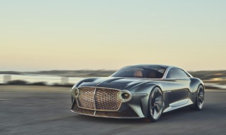 EXP 100 GT DYNAMIC IMAGERY RELEASED TO MARK BENTLEY'S CENTENARY CELEBRATIONS AT MONTEREY CAR WEEK