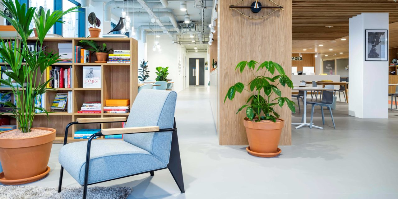Local architecture firm picks up major new contract for world's largest provider of flexible workspace