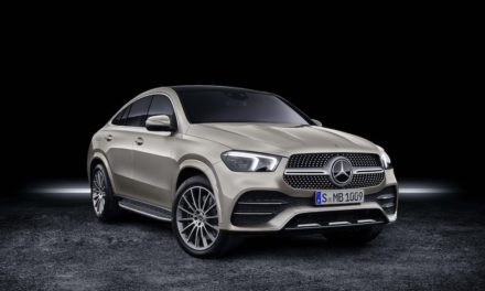 NEW: MERCEDES-BENZ GLE COUPÉ AND MERCEDES-AMG GLE 53 4MATIC+ COUPÉ