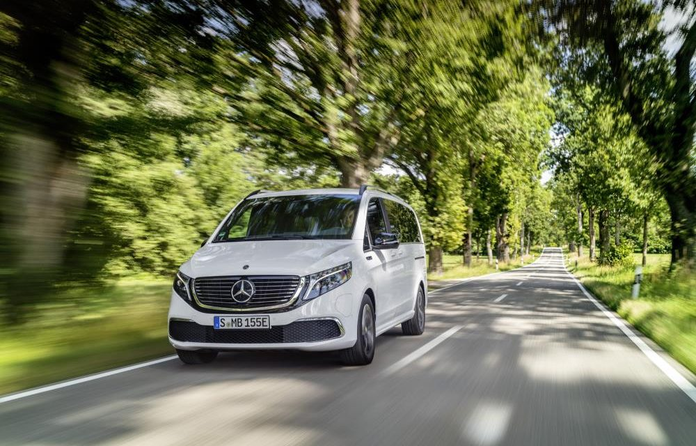 MERCEDES-BENZ EQV: WORLD PREMIERE FOR THE FIRST FULLY-ELECTRIC PREMIUM MPV
