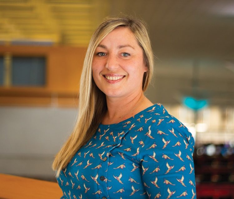 Academic honoured for scheme supporting vulnerable people in custody