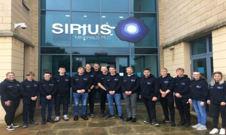15 new apprentices recruited from 1,000 applicants