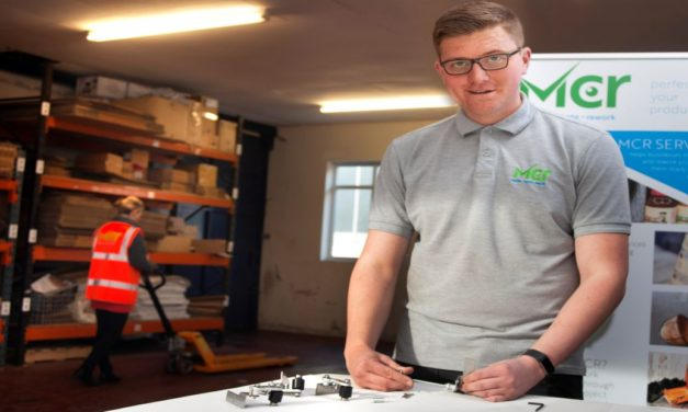 MCR Services moves into larger premises following major contract wins
