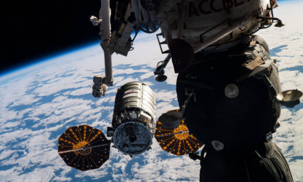 NASA Television to Broadcast Space Station Departure of Cygnus Cargo Ship