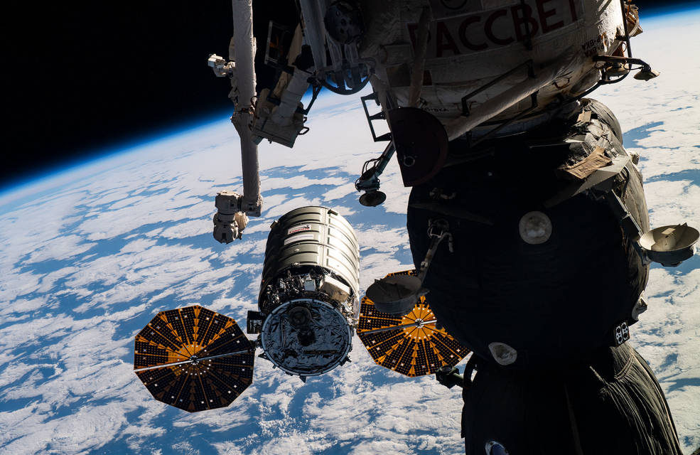 NASA Television to Broadcast Space Station Departure of ...