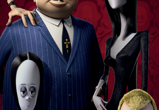 THE ADDAMS FAMILY – INTERNATIONAL TRAILER, ONE SHEET AND CHARACTER POSTERS RELEASED