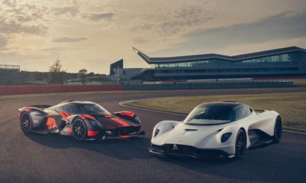 THE NORDIC HALL OF THE HEROES IS OPEN FOR BUSINESS – ASTON MARTIN VALKYRIE AND VALHALLA TAKE FLIGHT