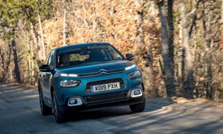 STRONG DEMAND FOR RANGE TOPPING TRIM LEVEL DRIVES LATEST UPDATES FOR CITROËN C4 CACTUS HATCH