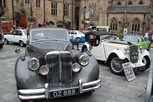 Sporting Heritage to Thrill at Classic Car Gala
