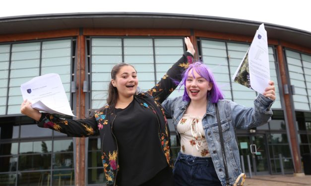 Students put in first class performances in GCSEs