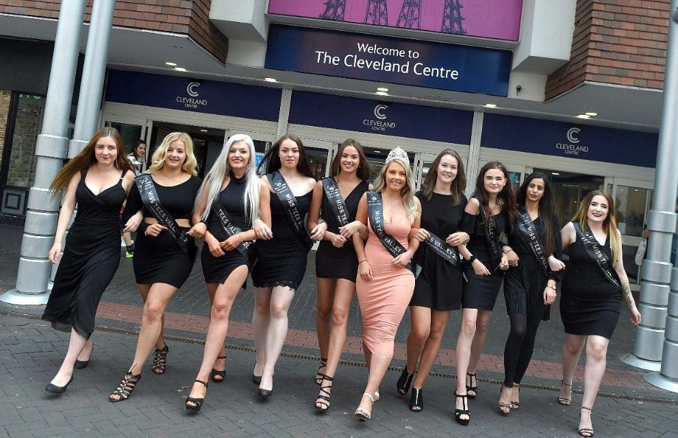 MEET THE MISS TEES FINALISTS 2019