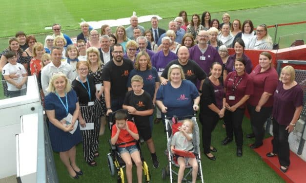 £25,000 BOOST GOR TEESSIDE CHARITIES AND COMMUNITY GROUPS