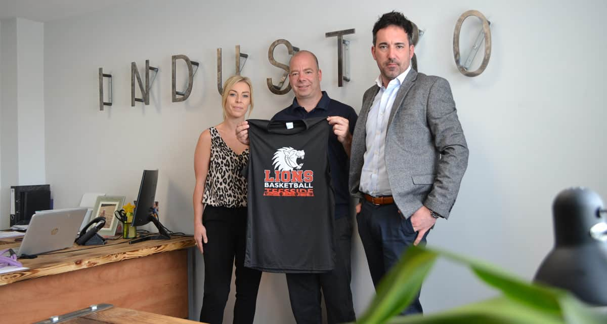 Industro Solutions Win Lions Vest