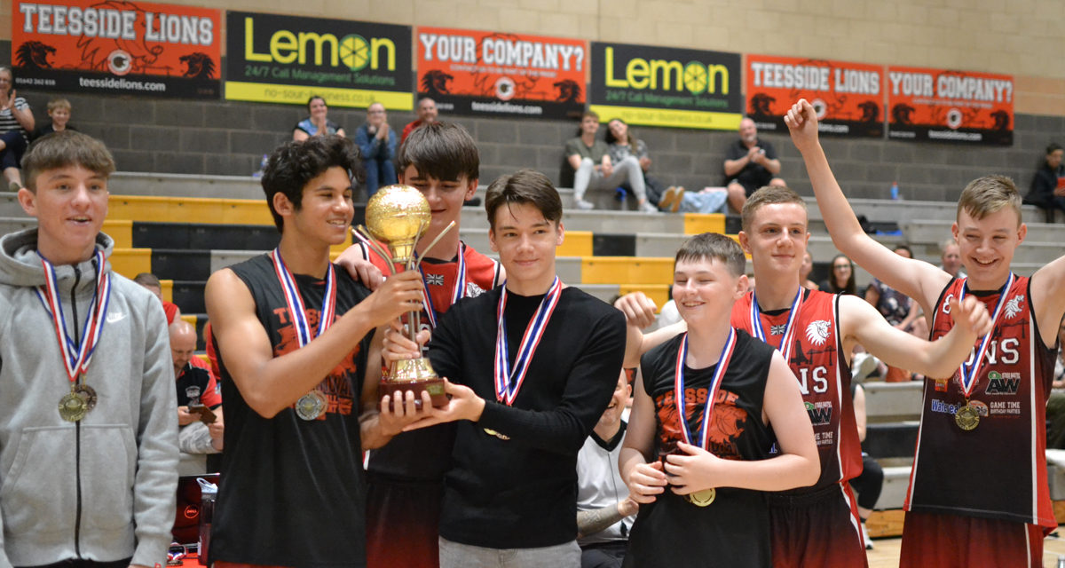 Teesside Red Lions Crowned TIBT Champions
