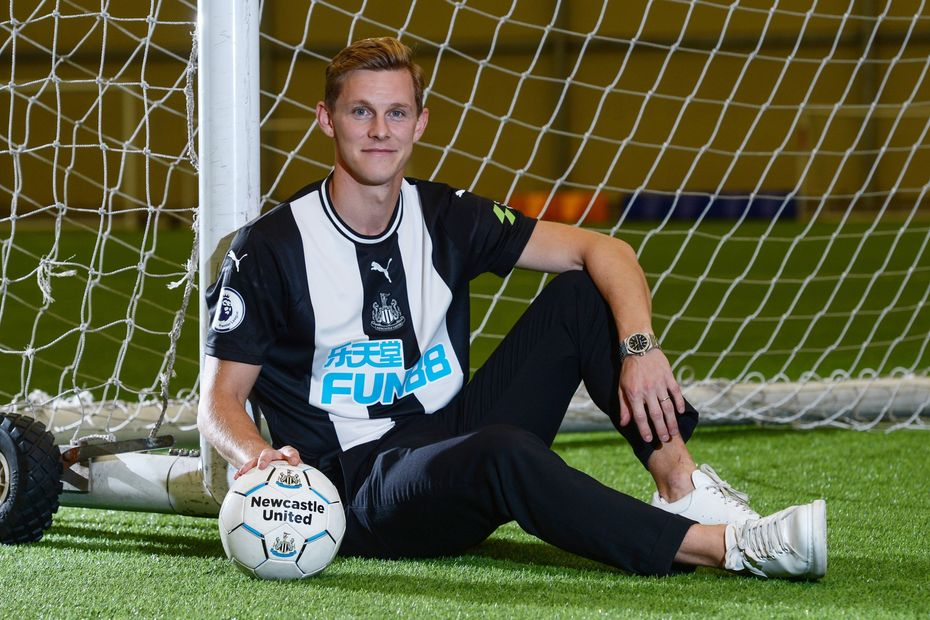 EMIL KRAFTH BECOMES NEWCASTLE UNITED'S FOURTH SUMMER SIGNING